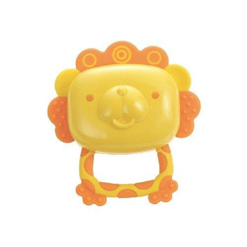 日本 Richell 利其爾 - 小獅子固齒器