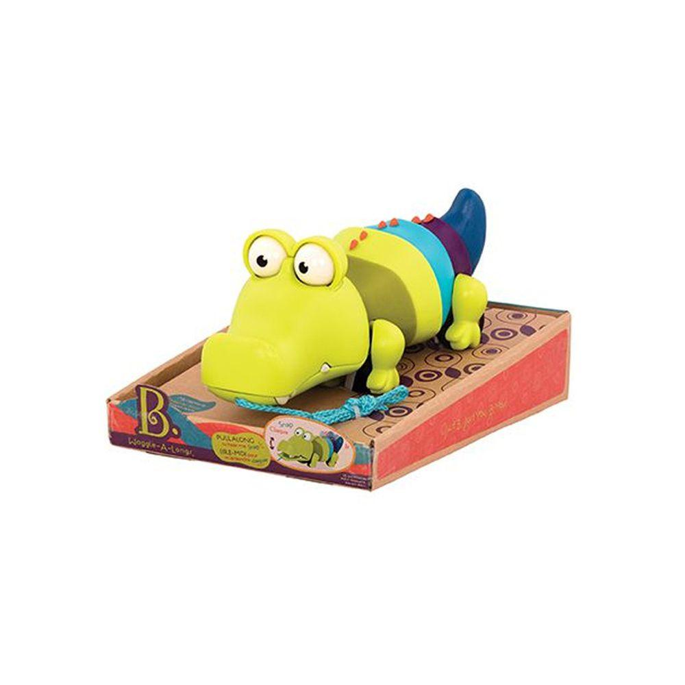 B.TOYS - 拖拖鱷魚搖尾巴