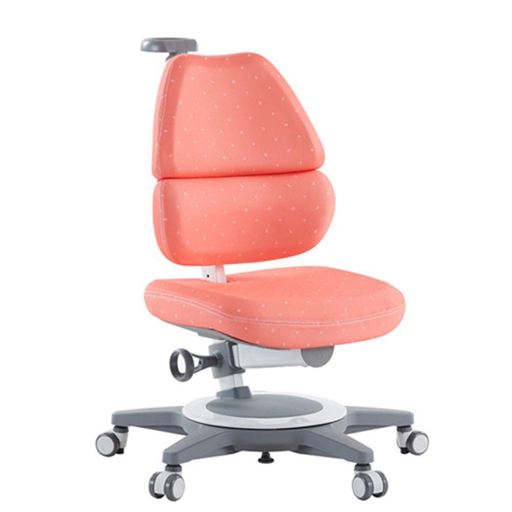 大將作 kid2youth - EGO椅/兒童成長椅-珊瑚紅