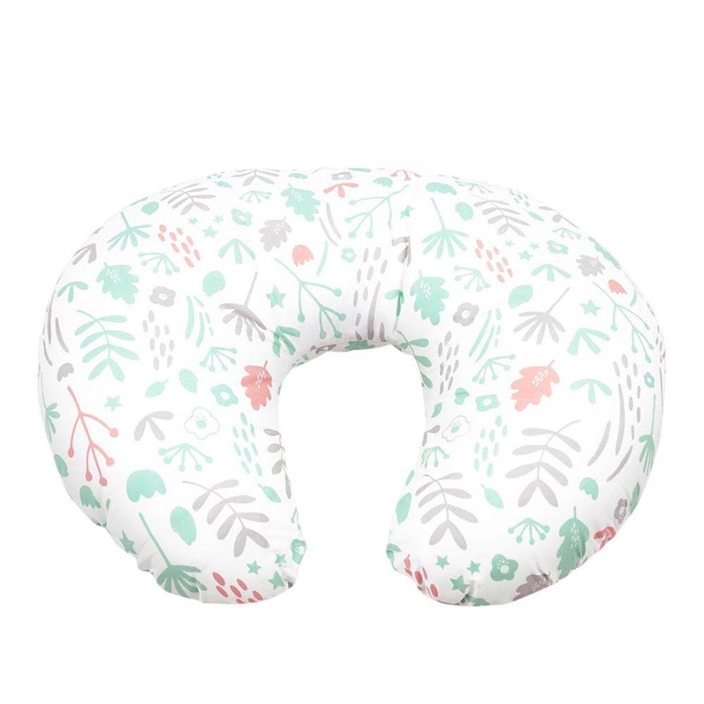 Dreamgenii 英國夢妮 - 多功能哺乳枕-繽紛花園