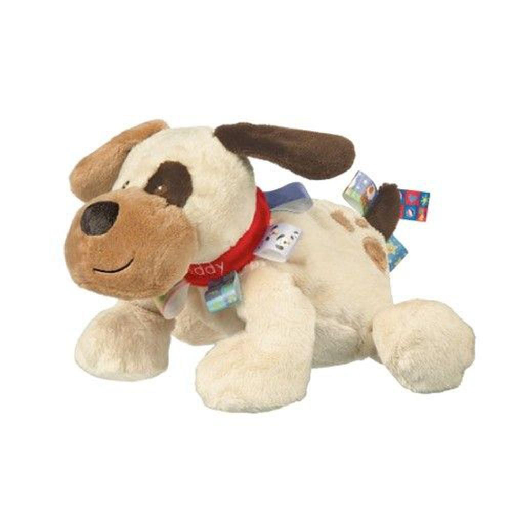 美國 MaryMeyer 蜜兒 - Baby安撫玩偶標籤系列-皮皮狗
