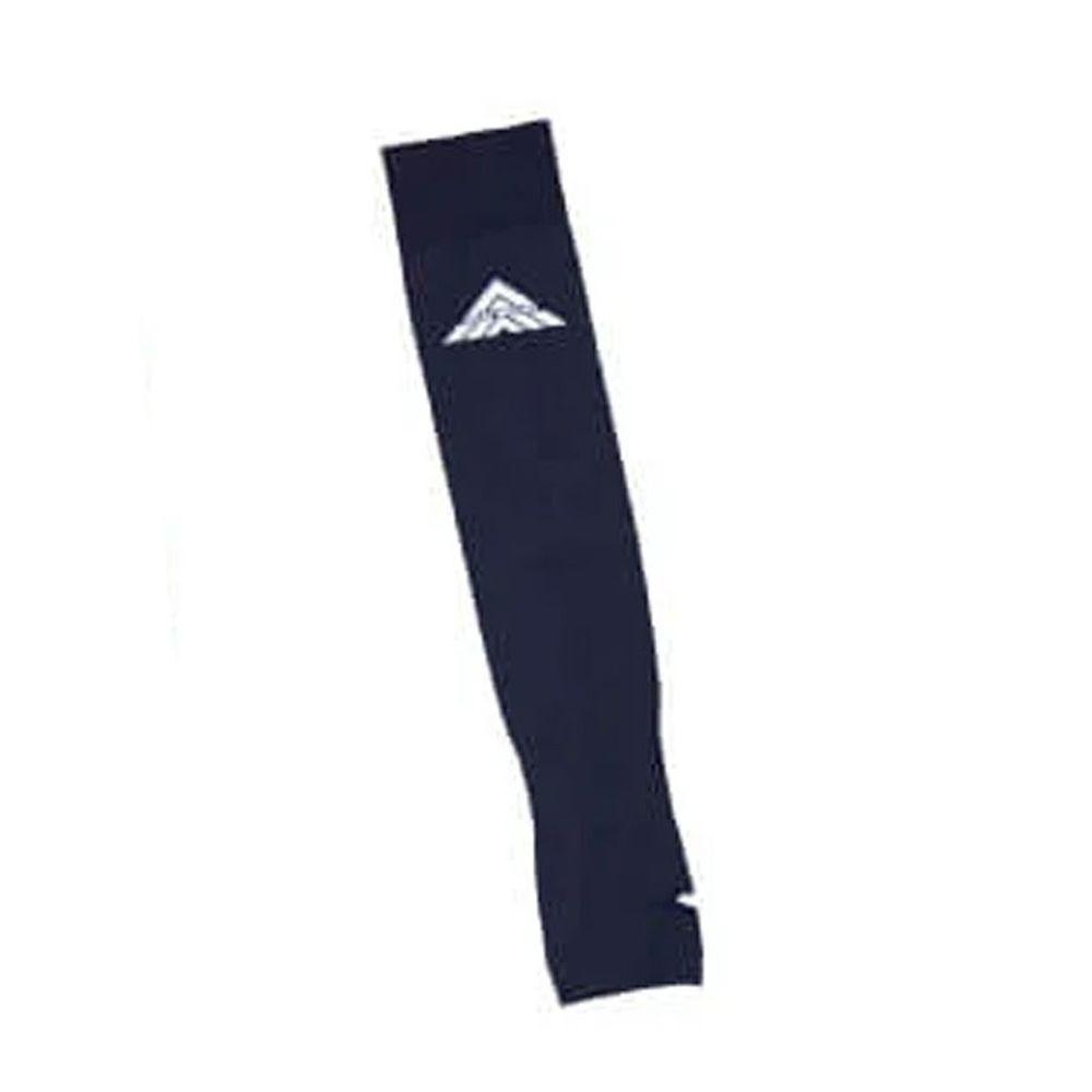 貝柔 Peilou - 高效涼感防蚊抗UV袖套(加大)-素面反光款-丈青