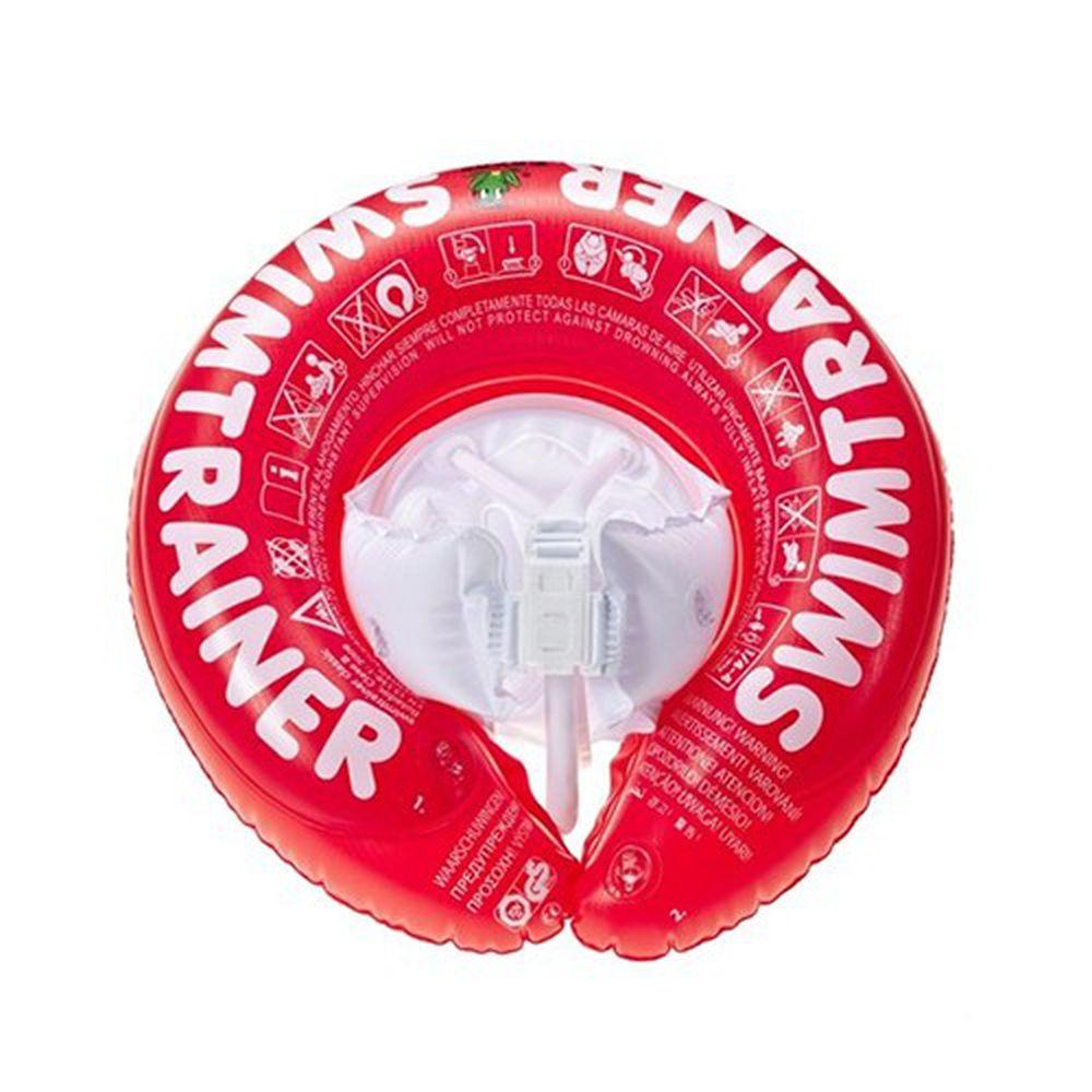 德國 SWIMTRAINER - 紅色泳圈-適用3m-4y [6-18kg]