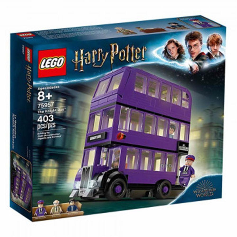 樂高 LEGO - 樂高 Harry Potter 哈利波特系列 - The Knight Bus™ 75957-403pcs