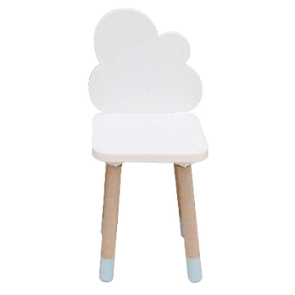 HELLO MONKEY - 北歐風兒童造型椅/兒童椅-雲朵
