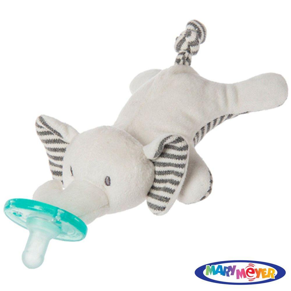 美國 MaryMeyer 蜜兒 - 玩偶安撫奶嘴-非洲象