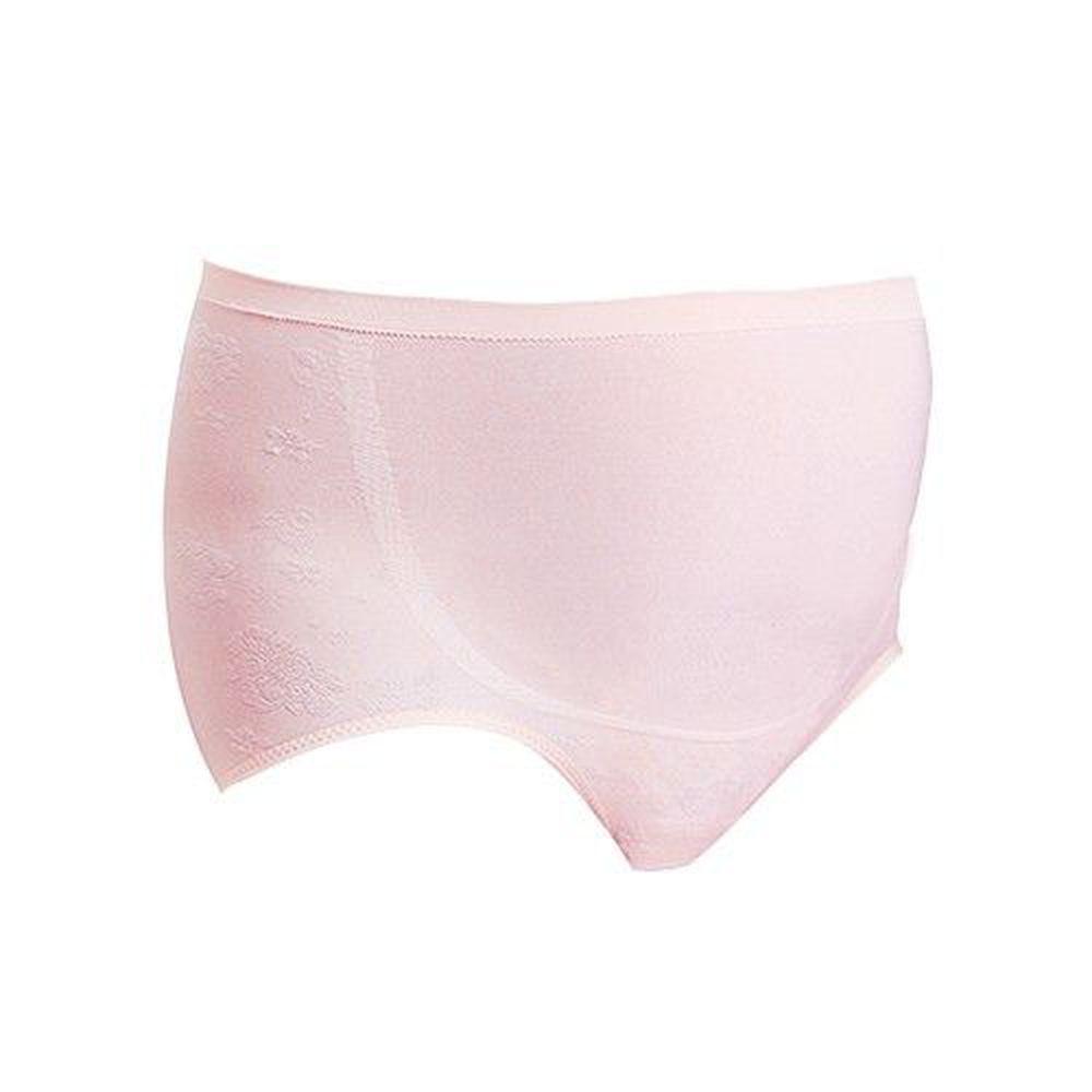 日本 Combi - 無縫孕婦褲-粉色