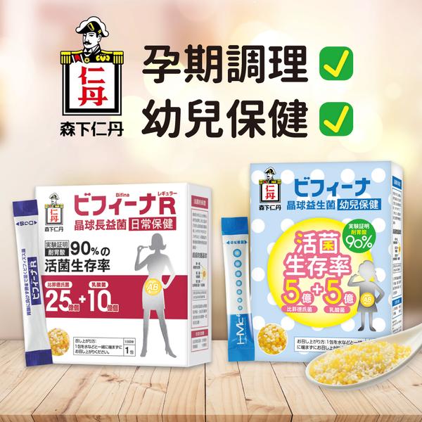 獨家限量優惠!日本益生菌第一品牌【森下仁丹】晶球益生菌/晶球敏益菌/葉黃素