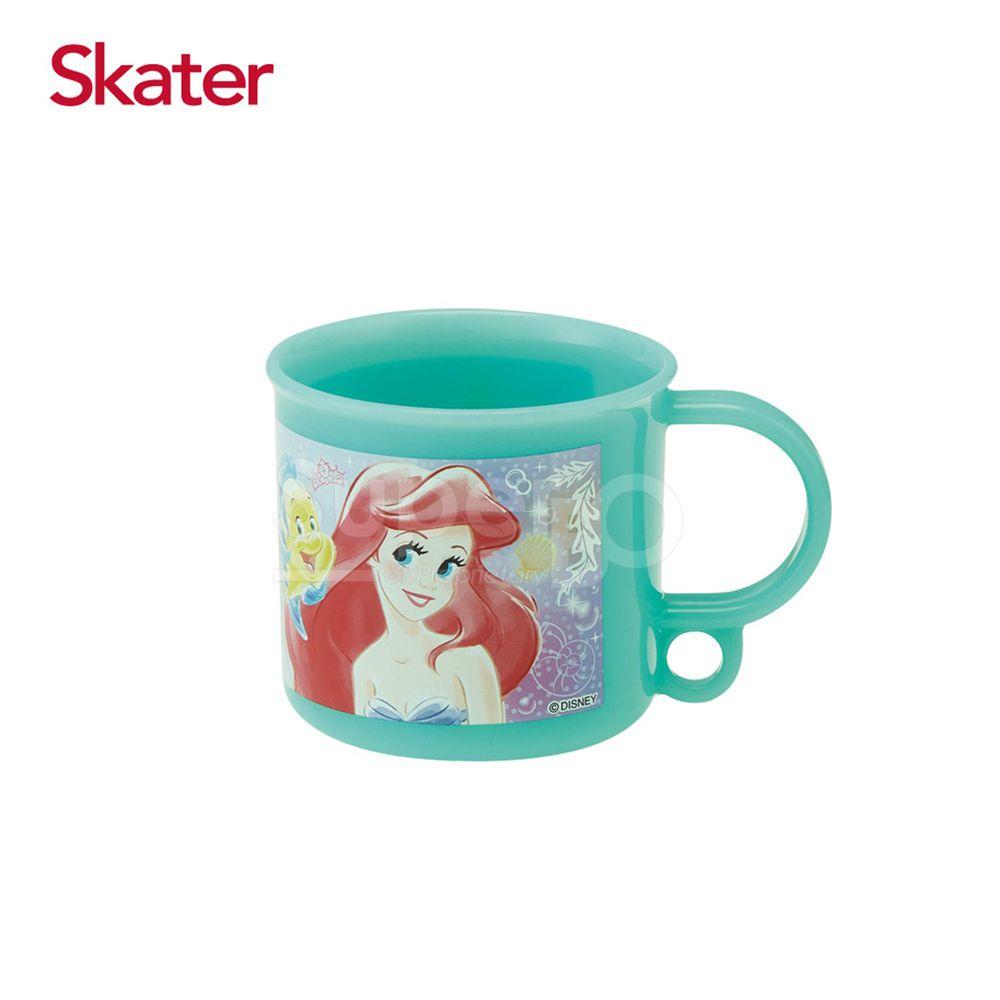 日本 SKATER - 吊掛式漱口杯-小美人魚愛麗兒