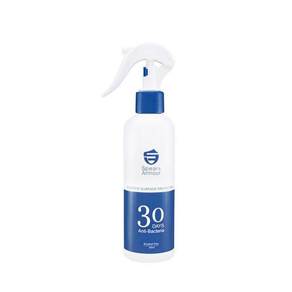 美國Spear&Armour思必兒 - 抗菌、防霉、除臭一瓶搞定-30天表面長效防護噴劑-200ml