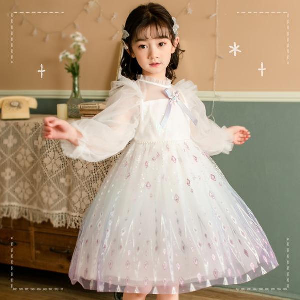 仙氣滿分~絕美公主系洋裝,春日長袖、夏天短袖通通有!
