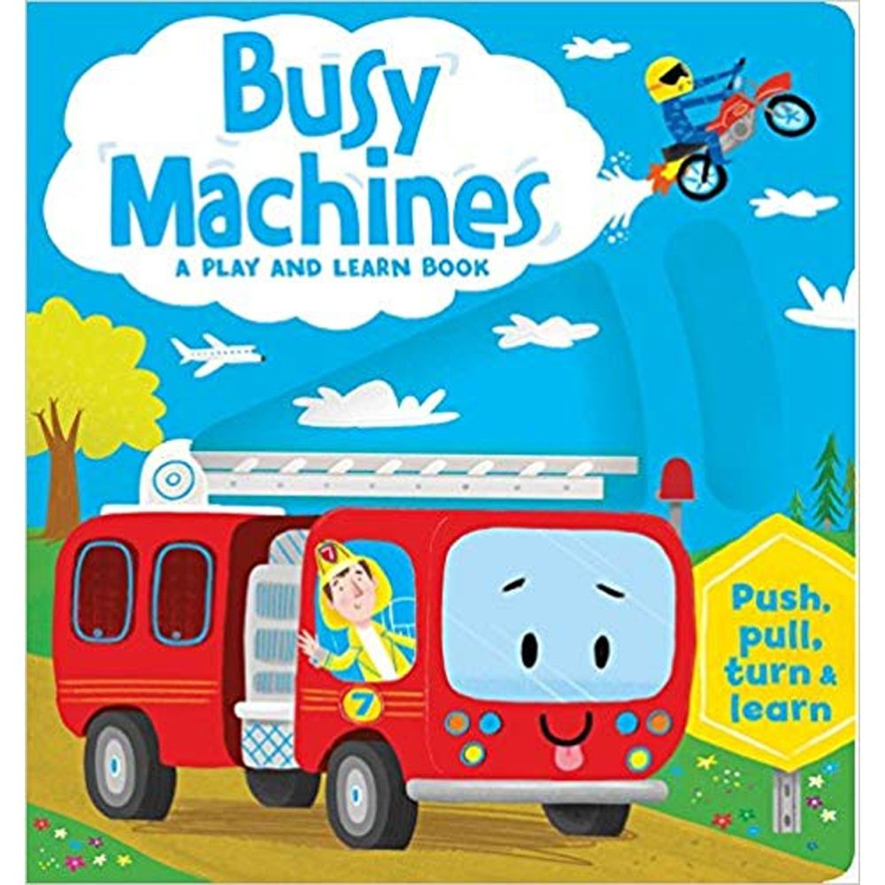 busy machines機器