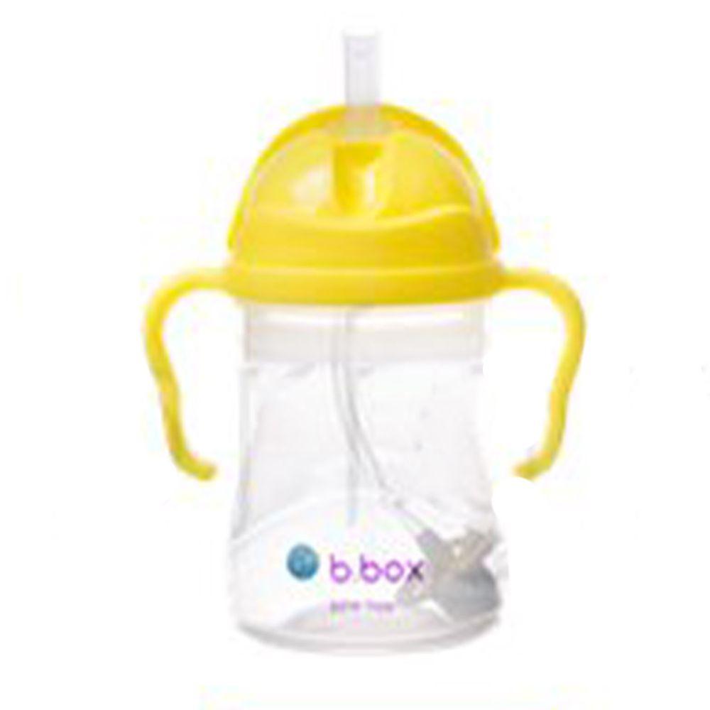 澳洲 b.box - 升級版防漏水杯-檸檬黃-240ml
