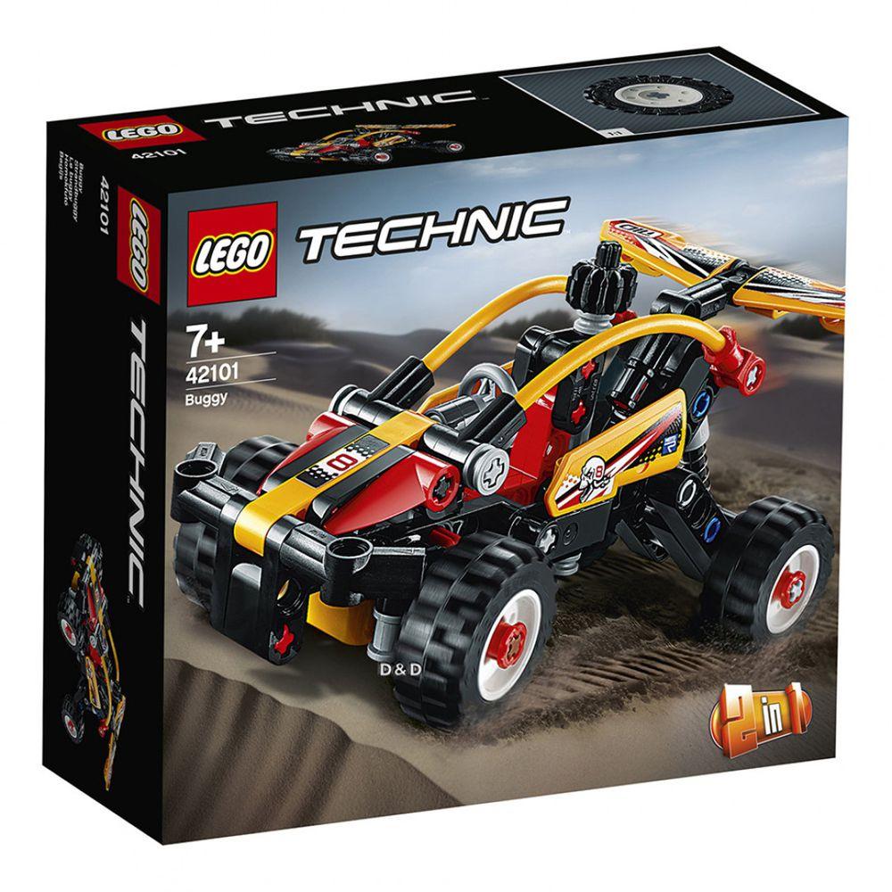 樂高 LEGO - 樂高 Technic 科技系列 -  沙灘越野車 42101-117pcs