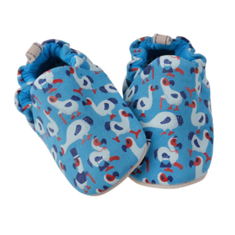 英國 Poconido - 寶寶手工鞋/學步鞋-多多鳥