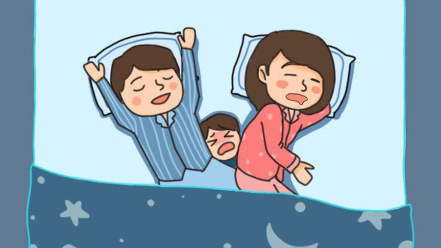 原來分床睡有這樣的好處啊!母子同床 vs.不同床,你是哪一派?