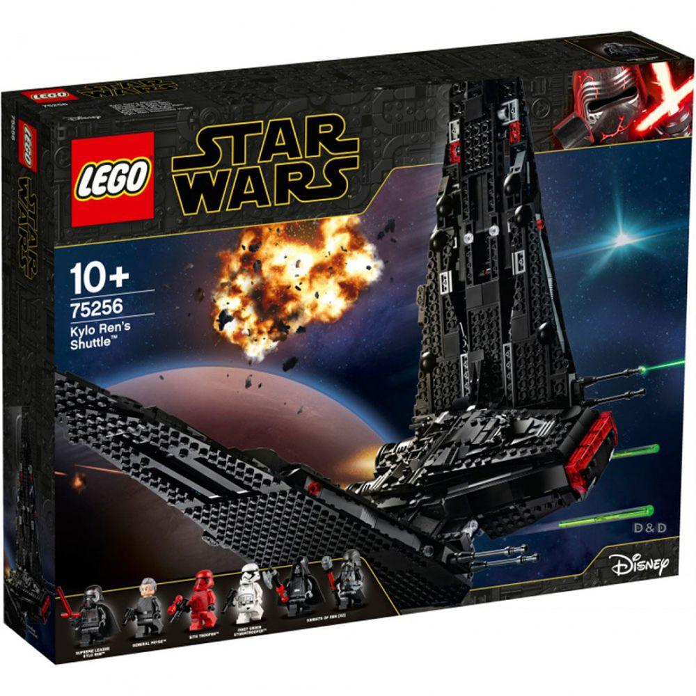 樂高 LEGO - 【新品】樂高STAR WARS星際大戰系列- Kylo Ren's Shuttle™ 75256-1005pcs