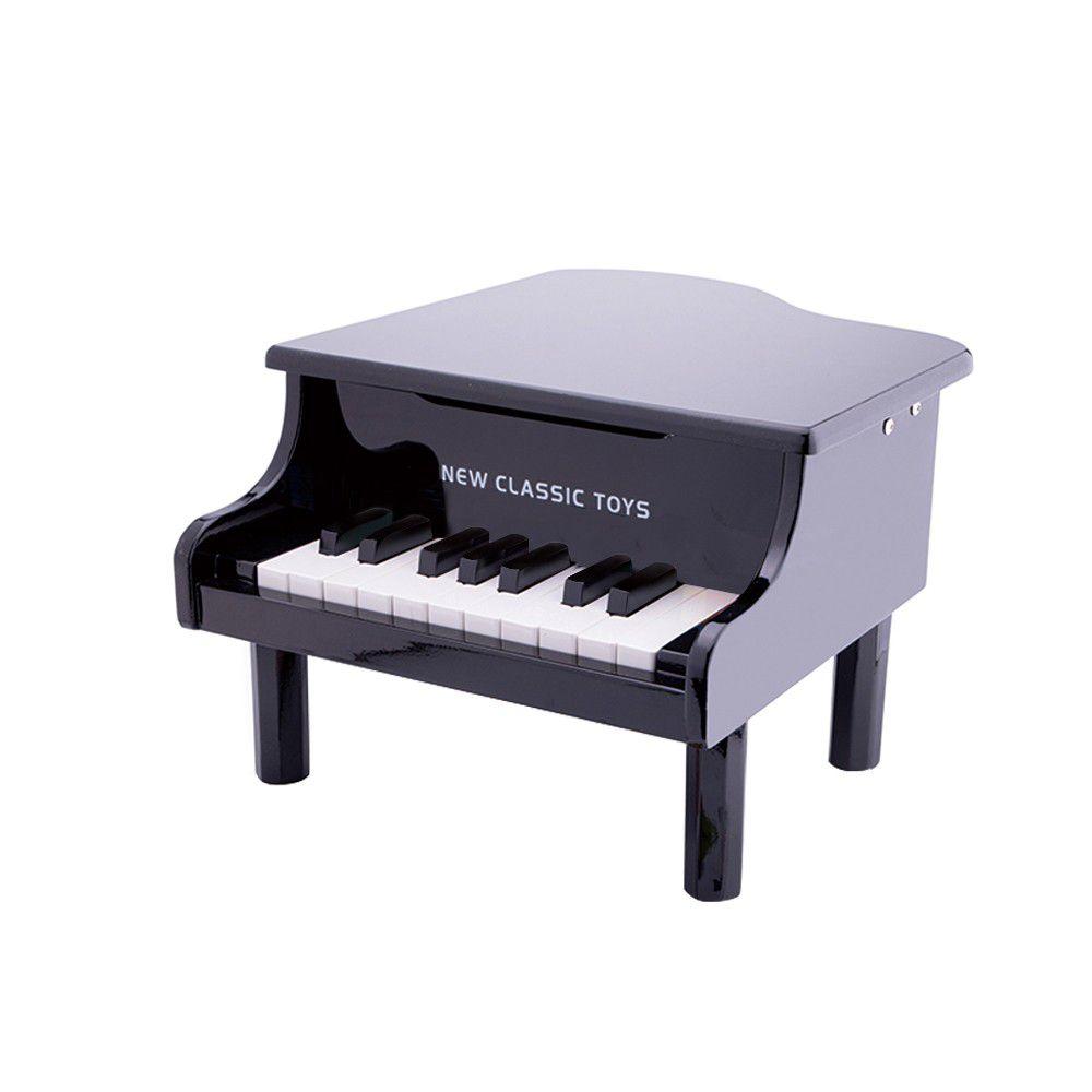 荷蘭 New Classic Toys - 【新品】幼兒18鍵三角鋼琴玩具