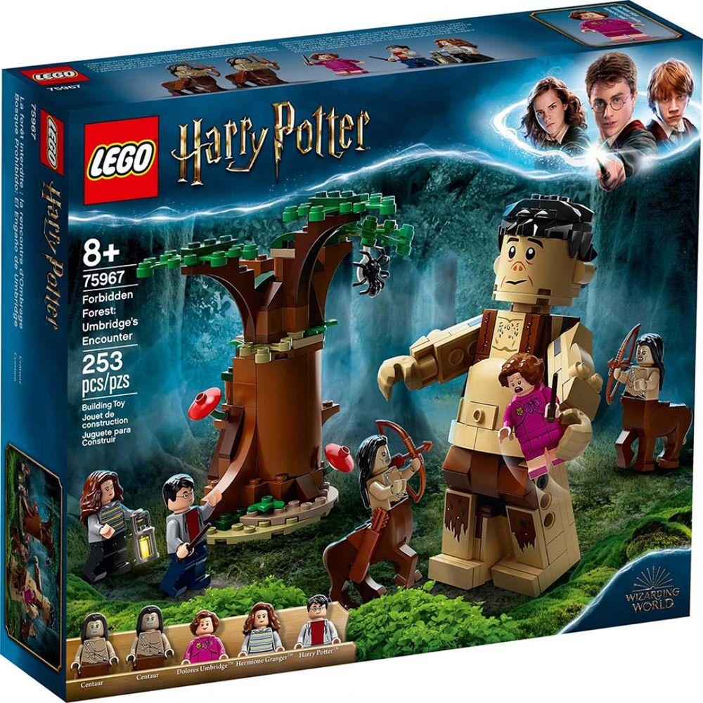 樂高 LEGO - 樂高積木 LEGO《 LT75967 》Harry Potter 哈利波特系列 - Forbidden Forest: Umbridge's Encounter-253pcs