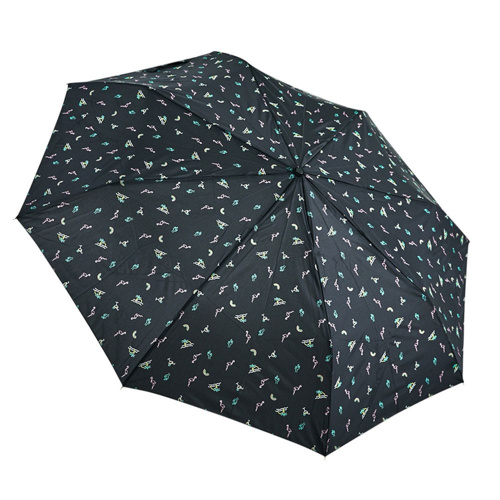 Rainstory - 抗UV雙人自動傘-彩虹島-自動開收傘