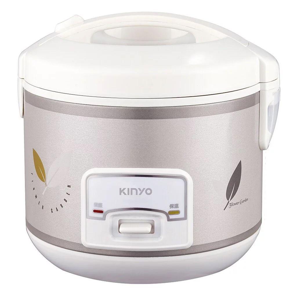 KINYO - 六人份電子鍋 (REP-12) (W250xH40xD230 mm)