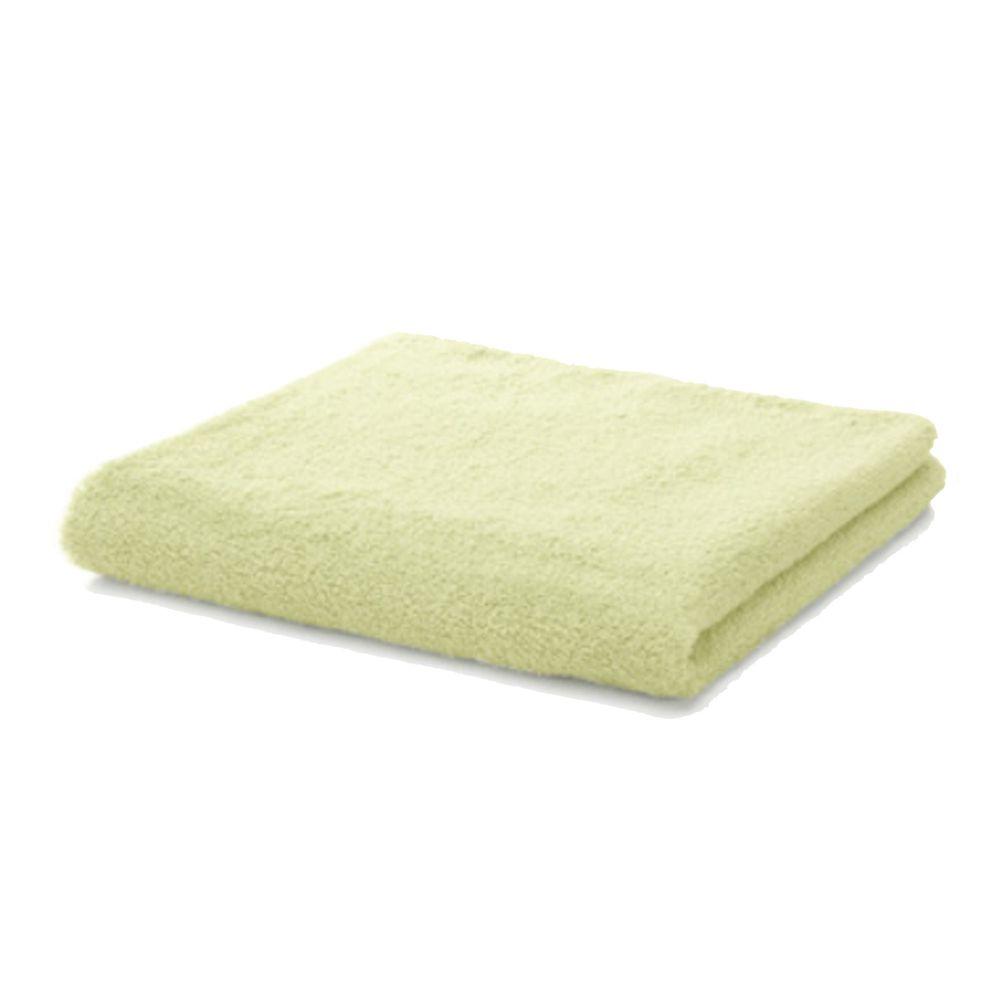 日本桃雪 - 精梳棉飯店毛巾-芥黃 (34x86cm)