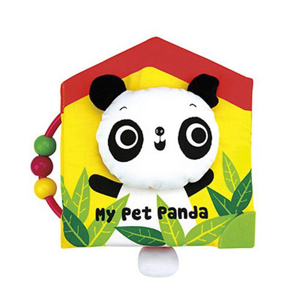 K's Kids - 布書-我的貓熊