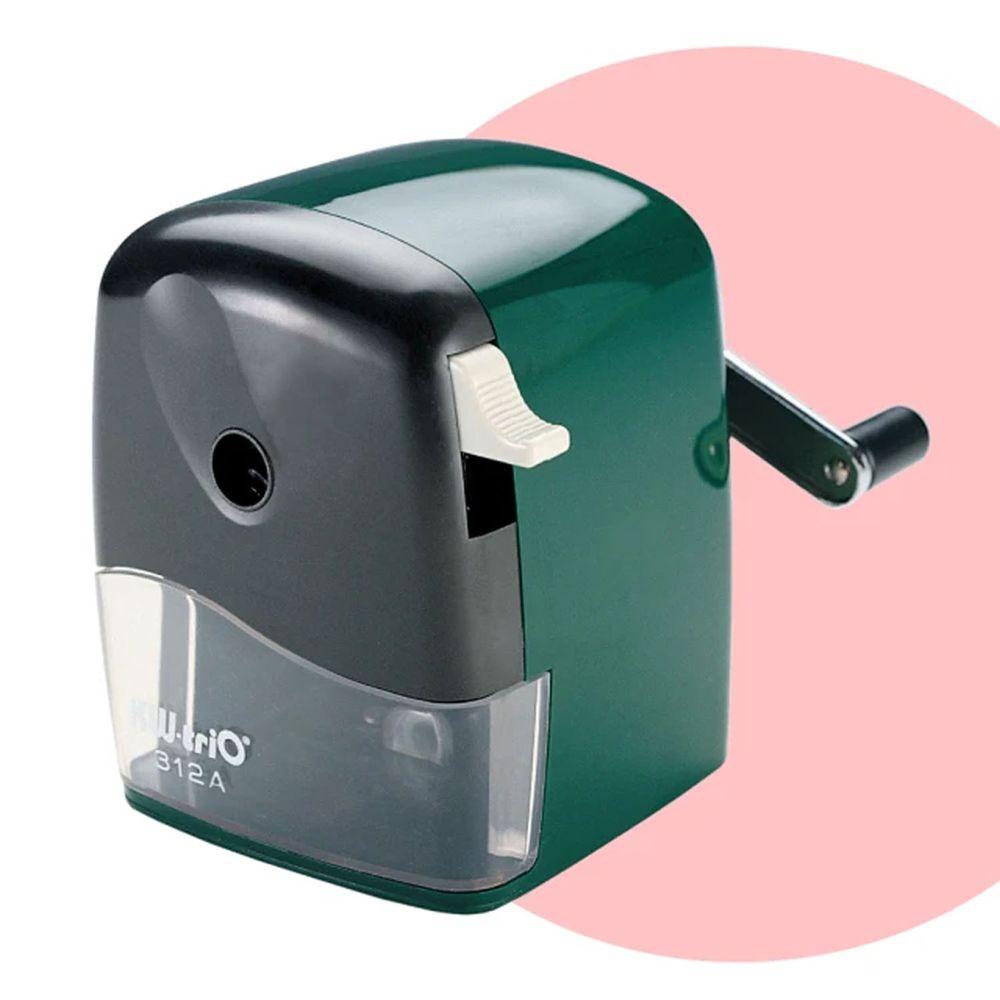 KW-triO - 0312A多功能削筆機-綠