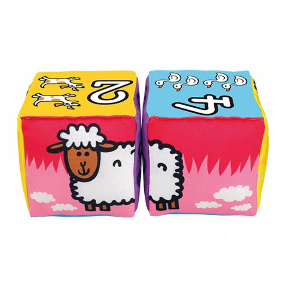 K's Kids - 有聲配對方塊-動物