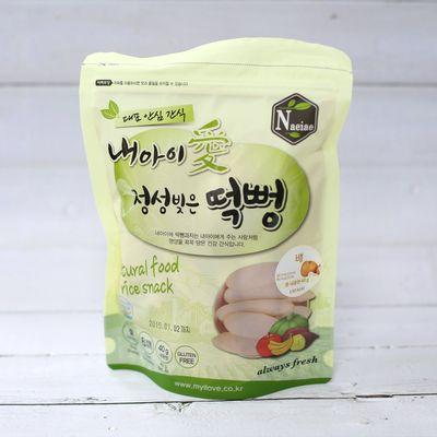 Naeiae韓國米餅-梨子-40g
