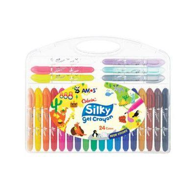 24色中款神奇水蠟筆