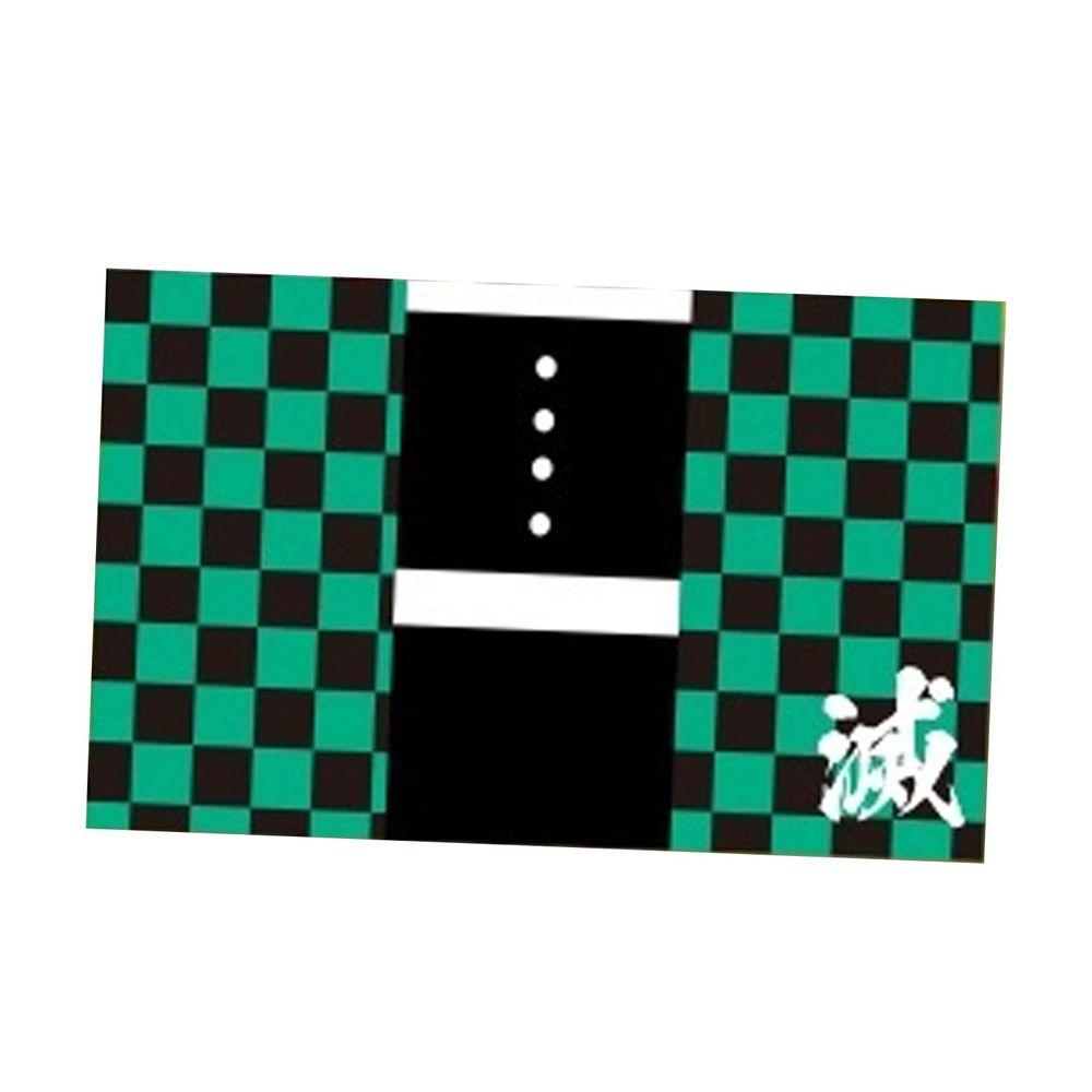 日本代購 - 鬼滅之刃 保暖毯-竈門炭治郎 (100x160cm)