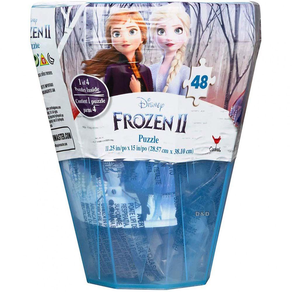 Disney 迪士尼 - 【新品】《 Disney 迪士尼 公主 》冰雪奇緣2-典藏拼圖