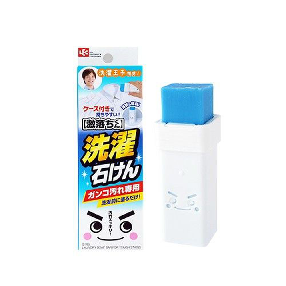 日本 LEC - 激落強力去漬皂-110g x 1支