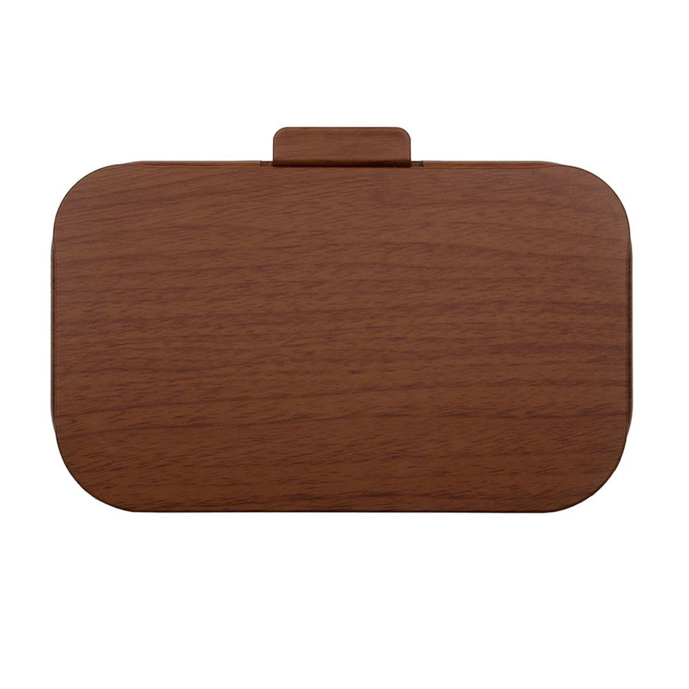 FARANDOLE 法紅荳 - 插座 & 開關安全防護蓋-經典木紋高貴風-木紋