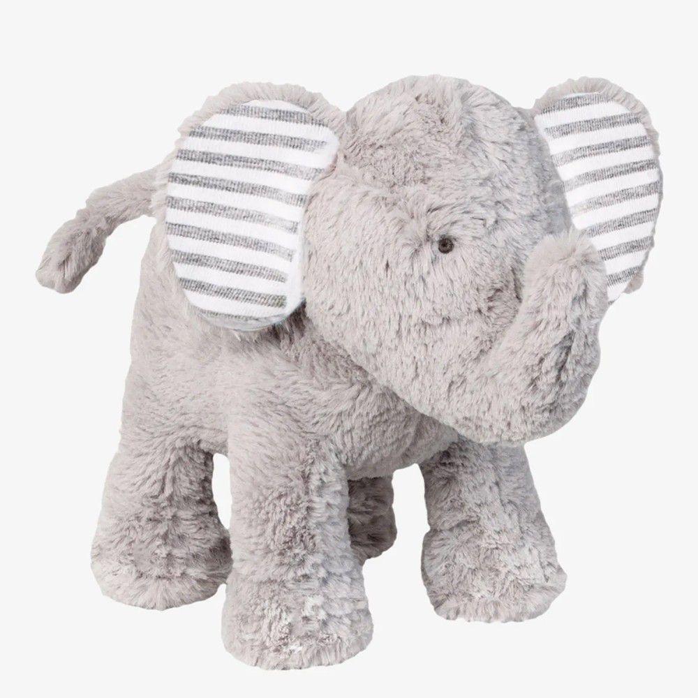 英國 JoJo Maman BeBe - 安撫玩偶_布玩系列-大象親親