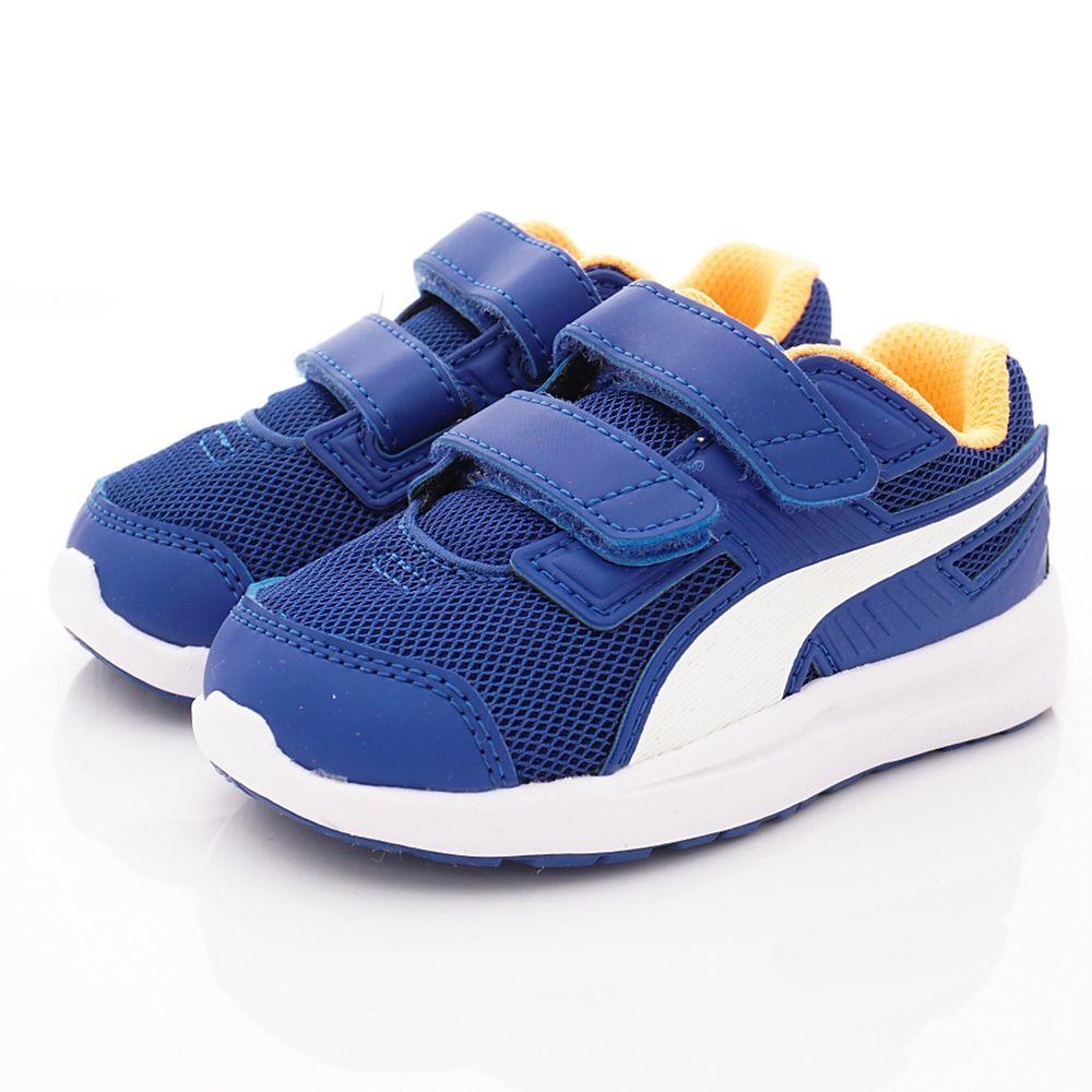 puma - PUMA童鞋-經典雙絆帶學步鞋款(小童段)-藍