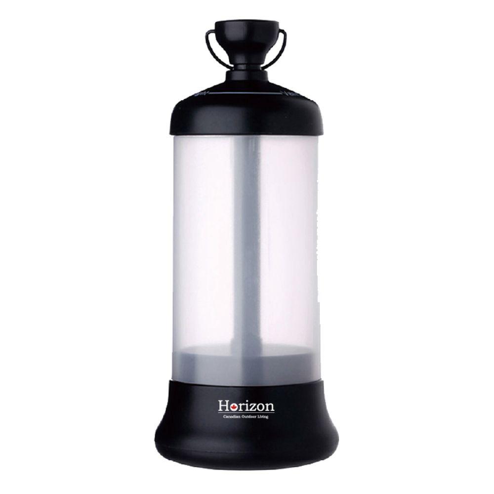 加拿大天際線 Horizon - 充電式磁吸伸縮露營燈-酷黑