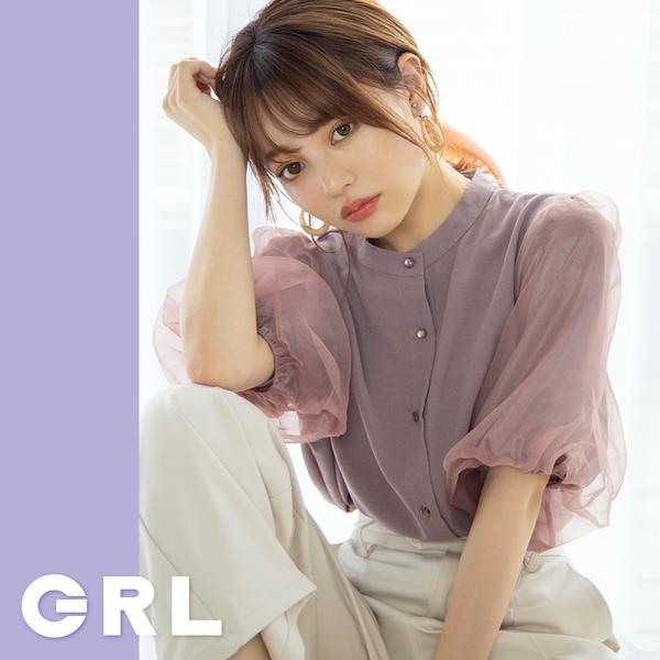 【新品登場】仙女下凡 ♥ 日本 GRL 早秋新品上市