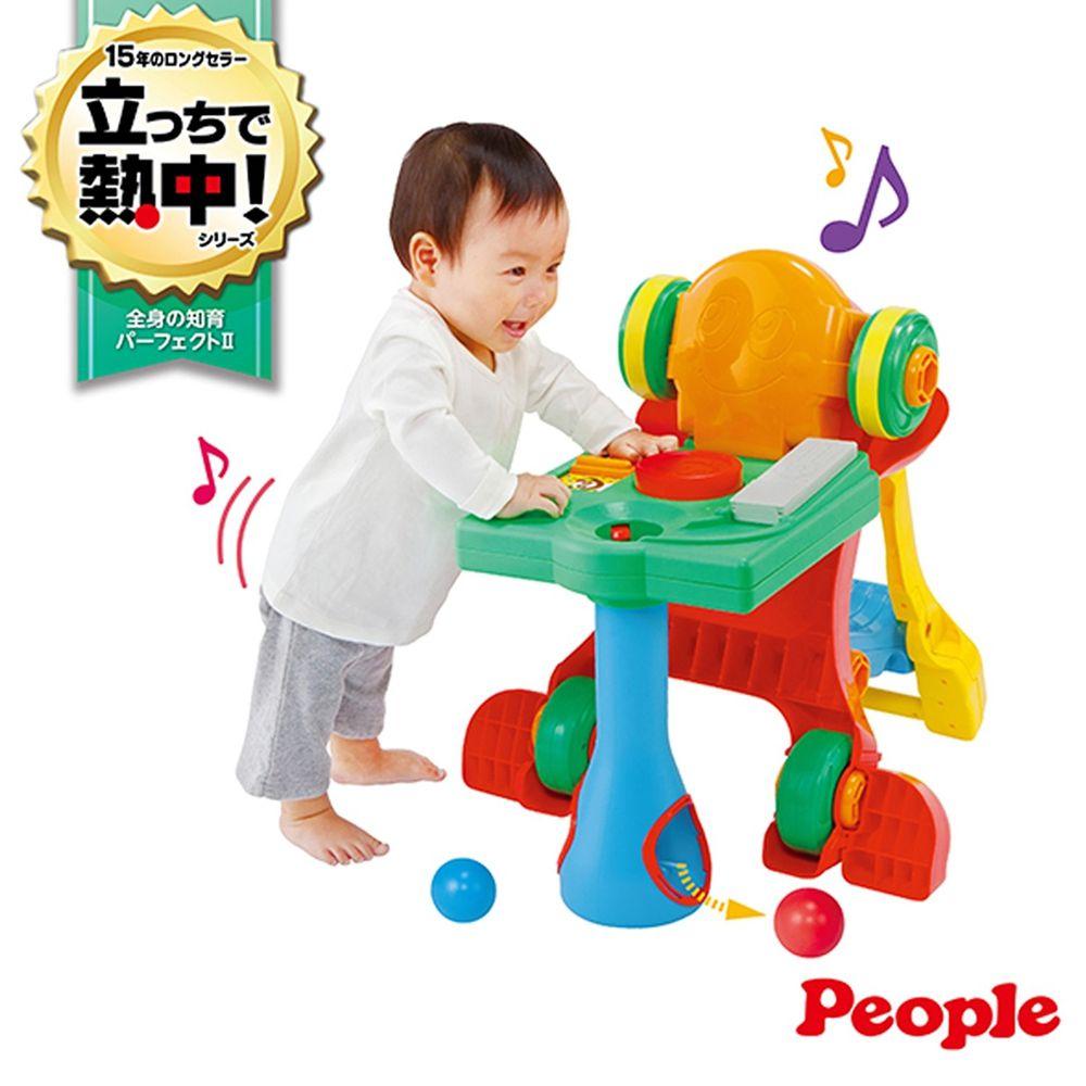 日本 People - 5合1變身學步車-8m+