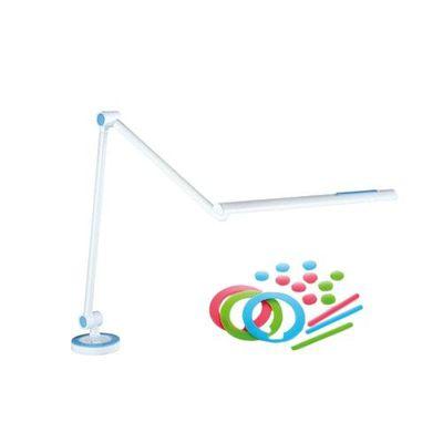 EGO LED 檯燈-白-三色色片可更換