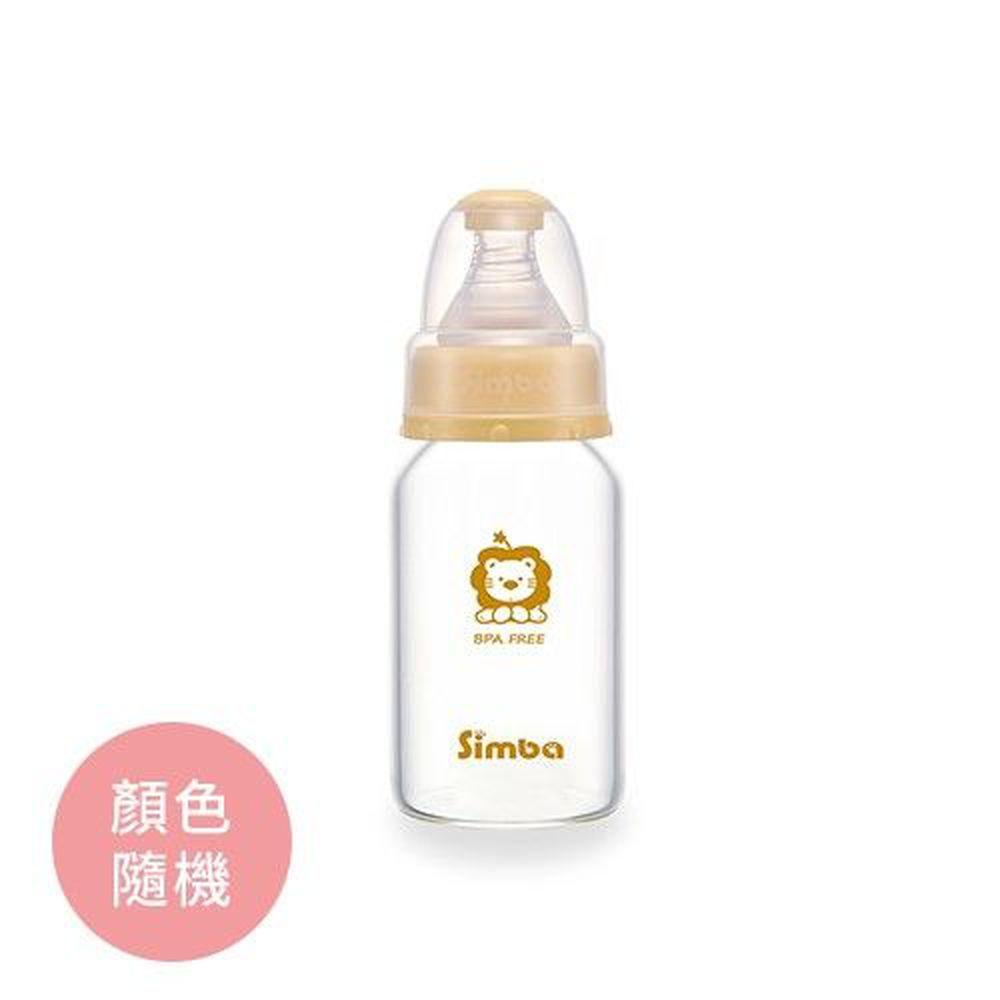 Simba 小獅王辛巴 - 超輕鑽標準玻璃小奶瓶-120ml/支