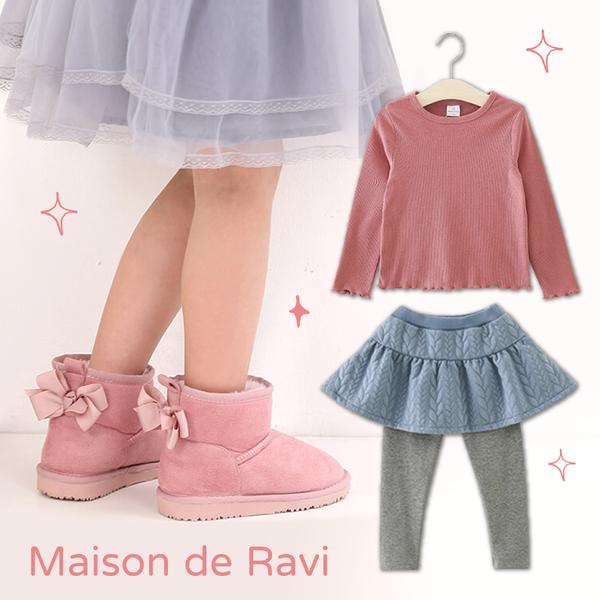 日本 Maison de ravi 法式甜美洋裝 ❤ #冬季新款登場!