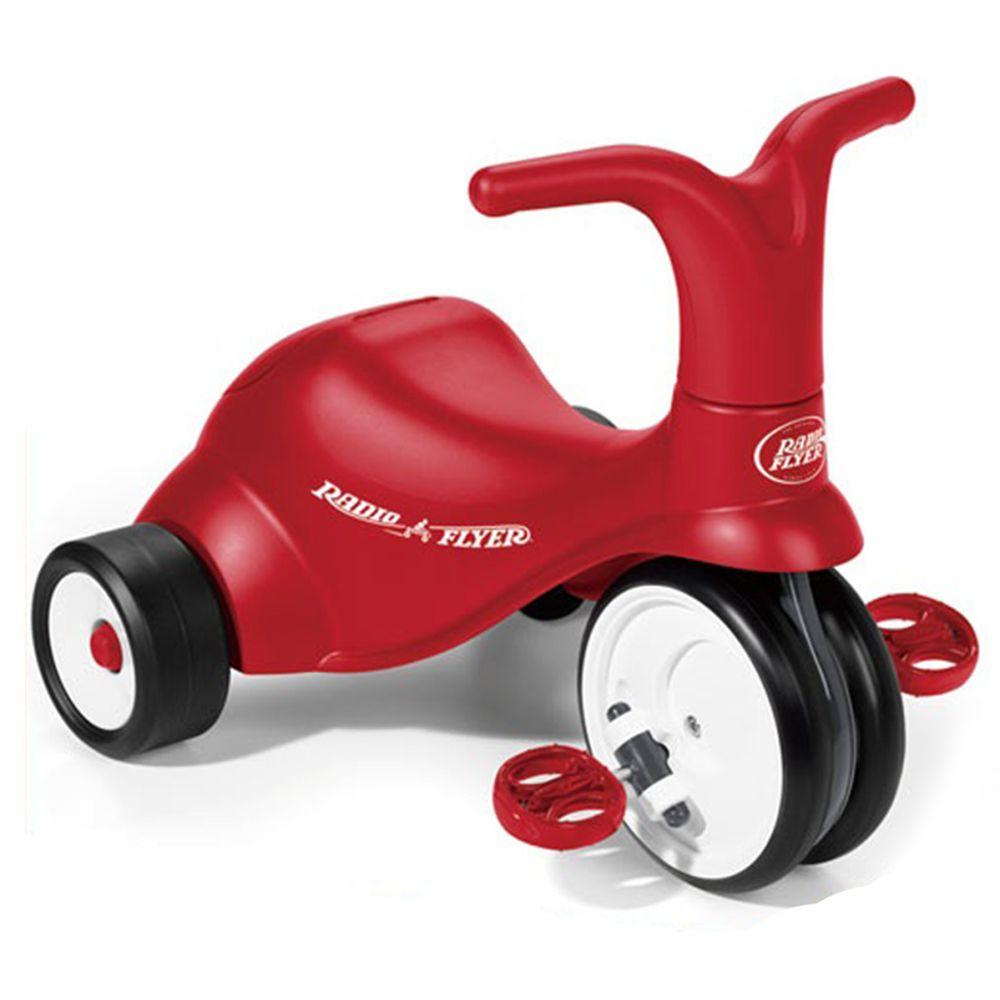 Radio Flyer - 小綿羊滑步三輪車