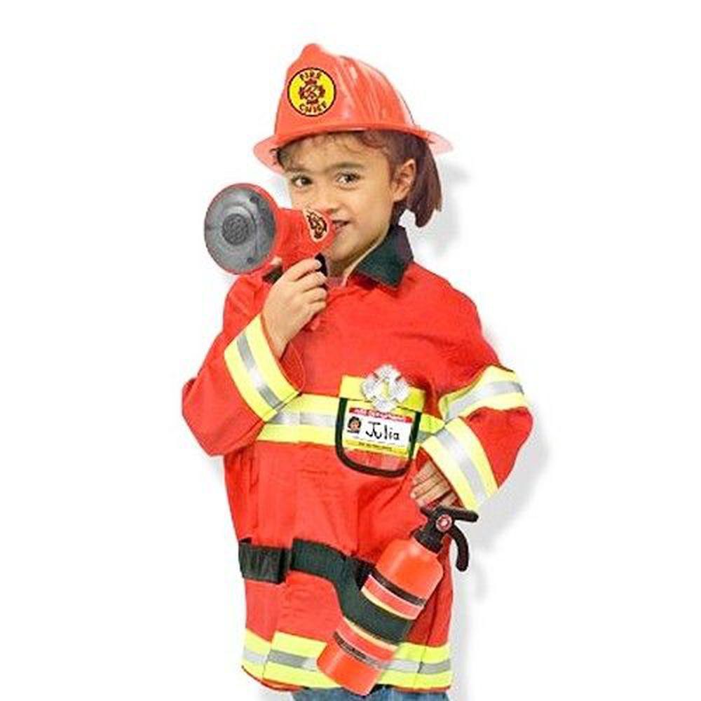 美國瑪莉莎 - MD 角色服裝-消防服
