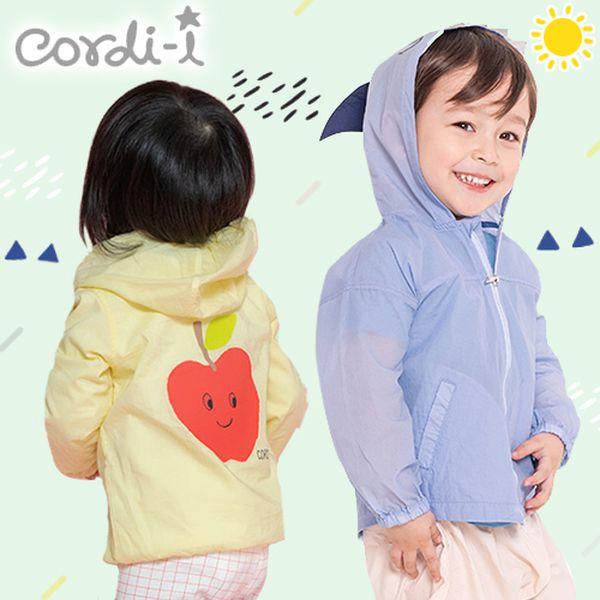 韓國 cordi-i 防曬防風連帽外套 / 涼爽寬褲 ☼