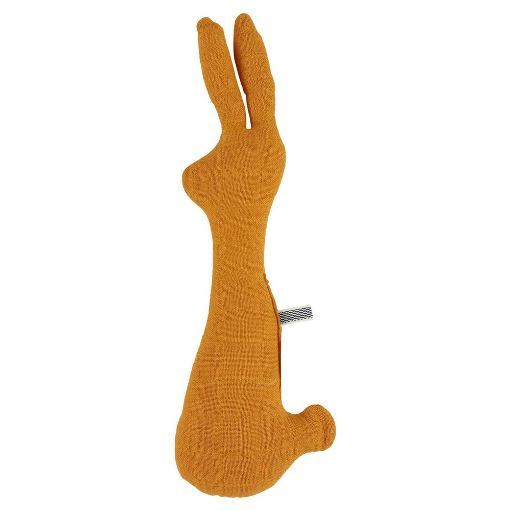 比利時 Trixie - 兔子啾啾搖鈴-芥末黃