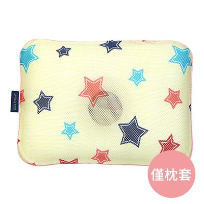 專用排汗枕頭套-香草星星