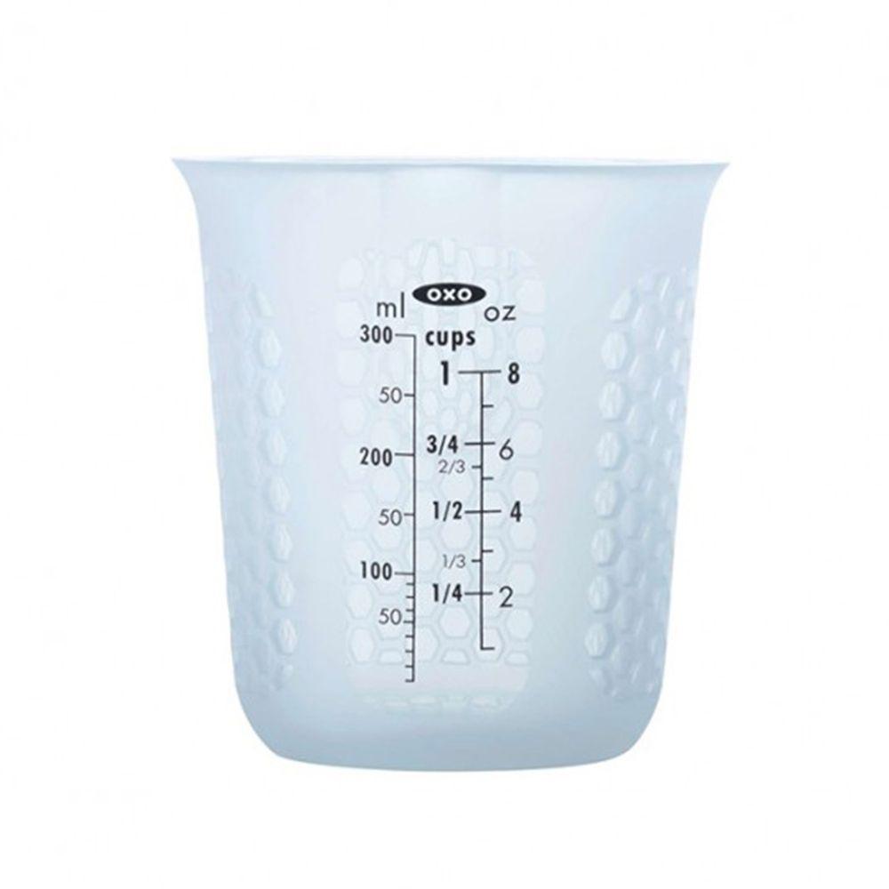 美國 OXO - [最後出清]矽膠軟質量杯-250ml