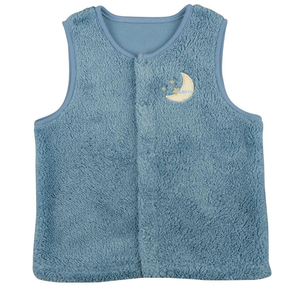 akachan honpo - 晚安背心-淺藍色